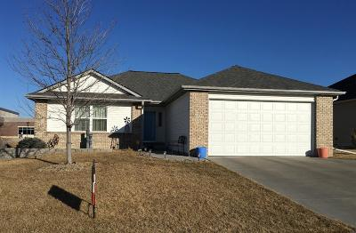 Lincoln Single Family Home For Sale: 8020 Upton Grey Lane
