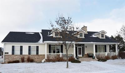 Lincoln Single Family Home For Sale: 9000 Turnberry Circle