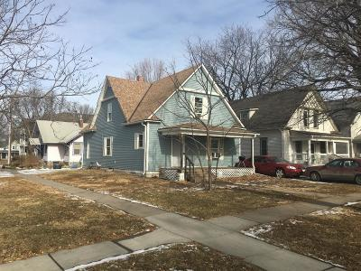 Lincoln Multi Family Home For Sale: 2500 P Street