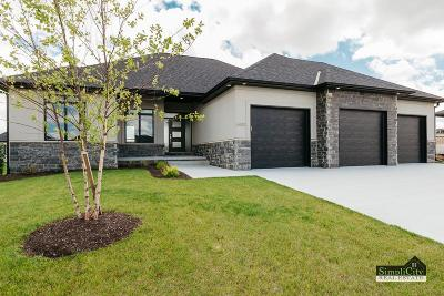 Lincoln Single Family Home For Sale: 6400 Rim Rock Road