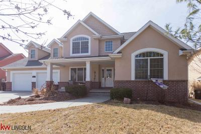 Lincoln Single Family Home For Sale: 6729 Wildrye Road