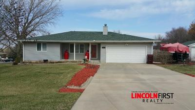 Eagle Single Family Home For Sale: 20210 N Stable Drive