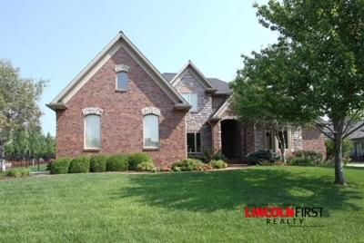 Lincoln Single Family Home For Sale: 2130 Ridgeline Drive