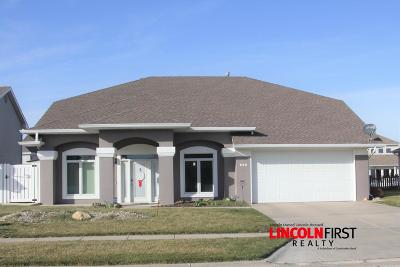 Lincoln Single Family Home For Sale: 520 Pier 1