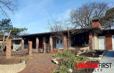 Lincoln Single Family Home For Sale: 6120 Sumner Street