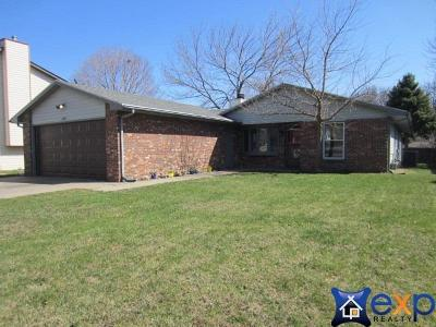 Lincoln Single Family Home For Sale: 3831 Pioneers Boulevard