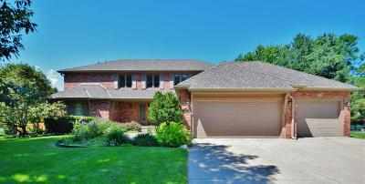 Lincoln Single Family Home For Sale: 721 Redwood Drive