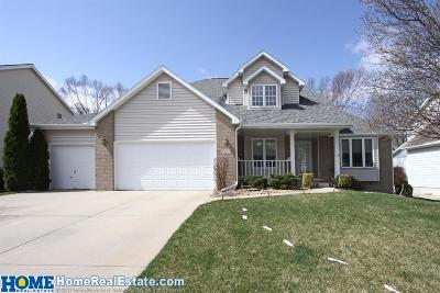 Lincoln Single Family Home For Sale: 5941 Cross Creek Road