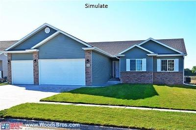 Lincoln Single Family Home For Sale: 10030 White Pine Road