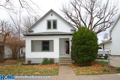 Lincoln Single Family Home For Sale: 810 Sumner Street