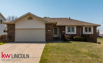 Lincoln Single Family Home For Sale: 7301 Canyon