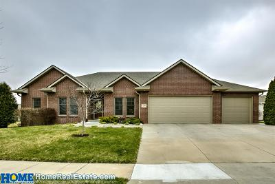Lincoln Single Family Home For Sale: 5324 Troon Drive