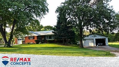 Lincoln Single Family Home For Sale: 634 W Calvert Street