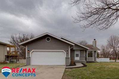 Lincoln Single Family Home For Sale: 1741 W Plum