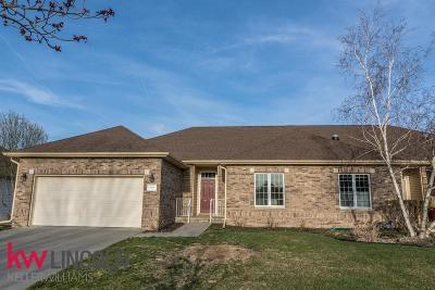 Lincoln Single Family Home For Sale: 6108 Old Farm Court