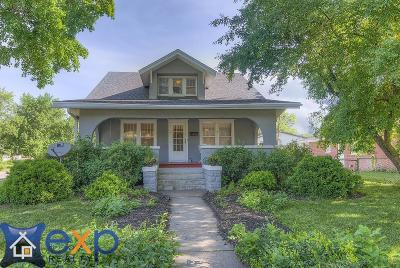Waverly Single Family Home For Sale: 14010 Jamestown Street