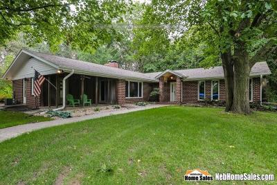 Lincoln Single Family Home For Sale: 6701 Old Cheney And Outlot A Road