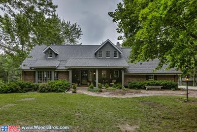 Lincoln Single Family Home For Sale: 6801 Almira Lane