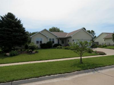 Waverly Single Family Home For Sale: 10430 N 150th Street