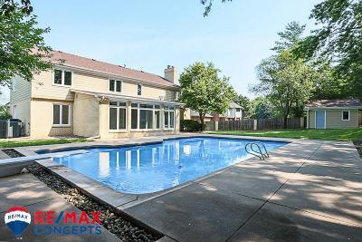 Lincoln Single Family Home For Sale: 6429 Rainier Drive