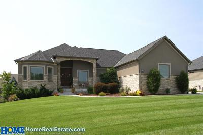 Lincoln Single Family Home For Sale: 2041 Ridgeline Drive