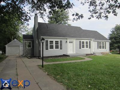 Hickman Single Family Home For Sale: 323 Walnut Street