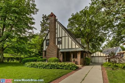 Lincoln Single Family Home For Sale: 2845 Manse Avenue