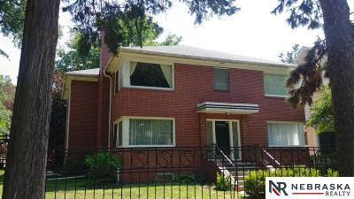 Lincoln Multi Family Home For Sale: 1835 D Street