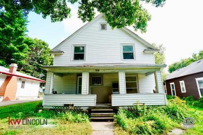 Lincoln NE Single Family Home For Sale: $68,400