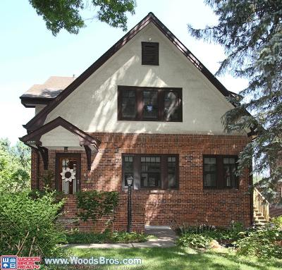 Lincoln Single Family Home For Sale: 2634 Park Avenue