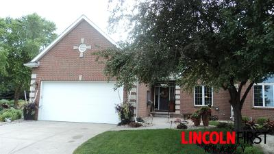 Lincoln Single Family Home For Sale: 6403 Lone Tree Drive