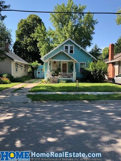 Lincoln NE Single Family Home For Sale: $98,000