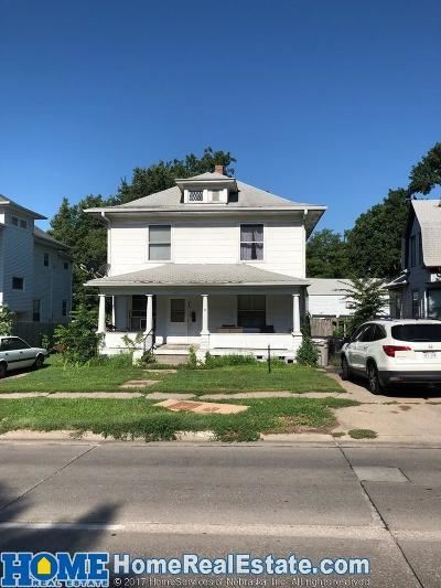 Lincoln NE Single Family Home For Sale: $84,900