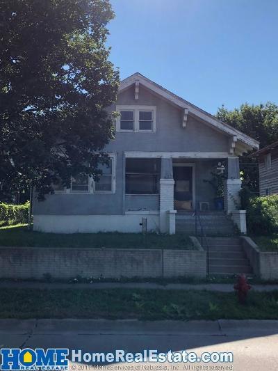 Lincoln NE Single Family Home For Sale: $74,900
