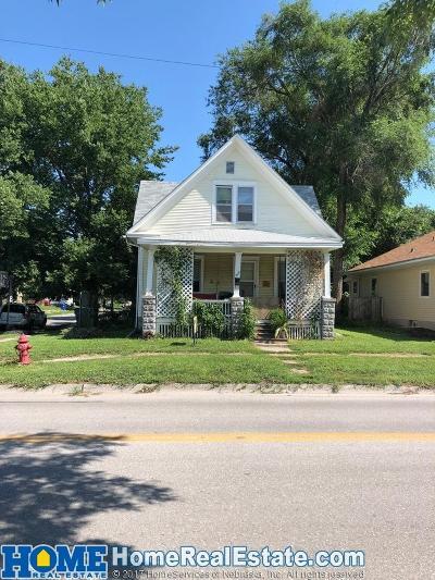 Lincoln NE Single Family Home For Sale: $69,900