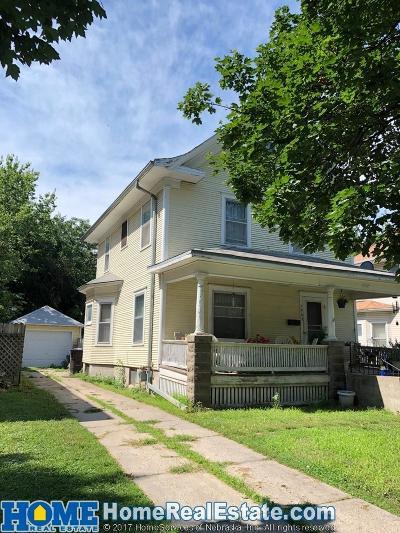 Lincoln NE Single Family Home For Sale: $94,900
