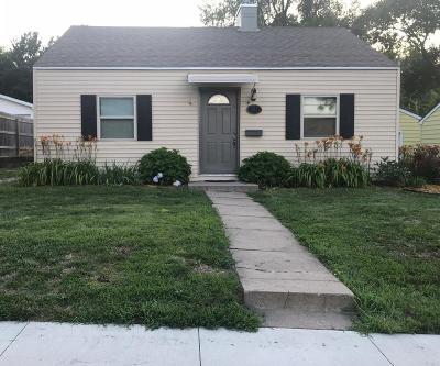 Lincoln NE Single Family Home For Sale: $105,000