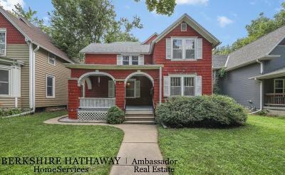 Lincoln NE Single Family Home For Sale: $138,000