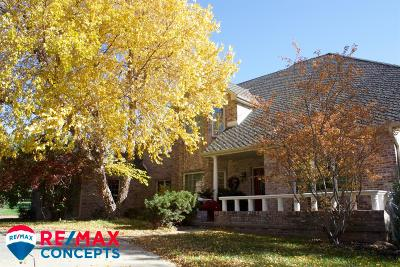 Lincoln Single Family Home For Sale: 5800 Kess Drive