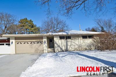 Lincoln NE Single Family Home For Sale: $378,950