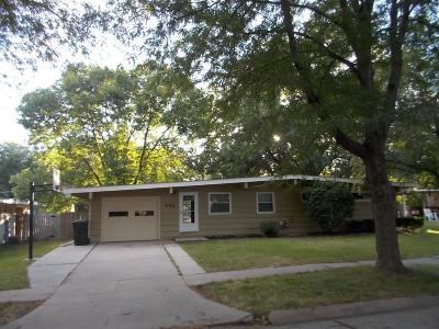 Lincoln NE Single Family Home For Sale: $124,900