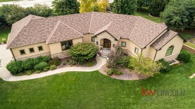 Lincoln Single Family Home For Sale: 6949 Kings Court
