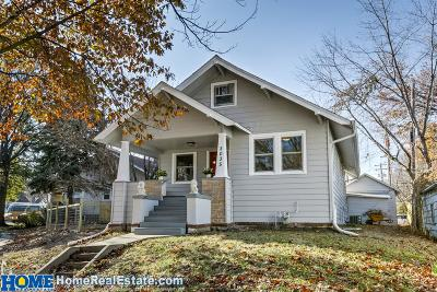 Lincoln NE Single Family Home For Sale: $165,000