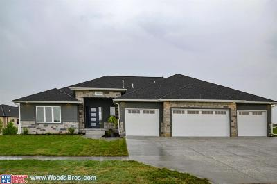 Lincoln Single Family Home For Sale: 10022 Crystal Water Bay