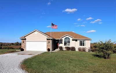 Eagle Single Family Home For Sale: 22920 Kalvin Court