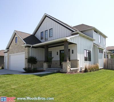 Lincoln Single Family Home For Sale: 6410 Boulder Ridge Road