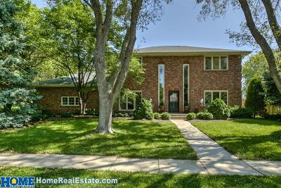 Lincoln Single Family Home For Sale: 5842 Woodstock Avenue