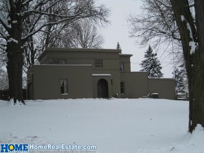 Lincoln Single Family Home For Sale: 1350 Aldrich Road