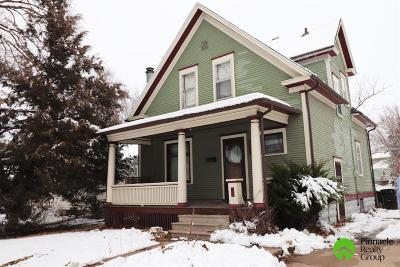 Lincoln Single Family Home For Sale: 338 S 25 Street