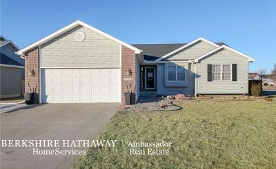 Waverly Single Family Home For Sale: 13450 Highlander Place